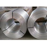 Quality Diameter 9-13mm Deoxidizer Aluminum Wire In Steelmaking And Production for sale