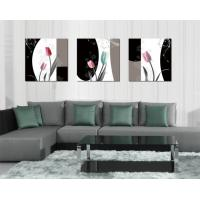 Buy cheap UV protected high resolution digital linen Polyester Canvas Printing decoration from wholesalers