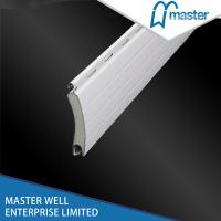 Quality Security Switch Window Rolling Shutter Slats Automatic With PU Foam for sale