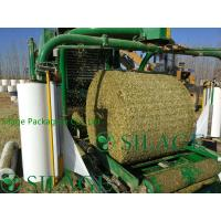 China HDPE Thread Knitted Hay Bale Round Bale Net on sale