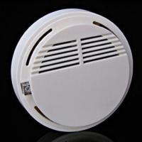 Quality wholesale 433MHz smoke detector alarm for house kitchen for sale