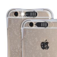 Soft TPU Transparent Apple Cell Phone Cases For iPhone 6s BV SGS Approval