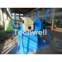 Buy Industrial Automatic Hydraulic Decoiler Machine , Sheet Decoiling Machine at wholesale prices