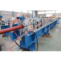 Quality Round Profile Downspout Machine Roll Forming Machinery With Mitsubishi PLC Controller for sale