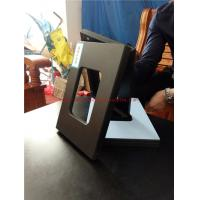 Quality 1220 * 2440 mm The Best Quality Cream / Black Trespa Lab Grade Work Surface Top Wholesale for sale