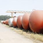 Quality hot sale LPG tank, 60m3 lpg gas tank, horizontal carbon steel LPG TANK for sale