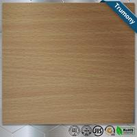 Quality Wooden Pattern Grain Aluminum Painting Panels ACP For Decoration Using for sale