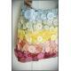 Очень нежные цвета.  Мне понравилась.  А вот интересует такой вопрос: практична ли в использовании такая сумка.