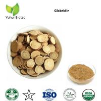 Quality licorice extract glabridin,glabridin powder,glabridin extraction,59870-68-7 for sale