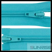 Quality 2015 Ykk #5 two way open painting color sliders nylon zippers for sports uniforms for sale
