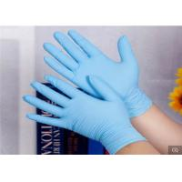 China Biodegradable Disposable Medical Gloves Soft And Uniform Thickness ISO9001 on sale