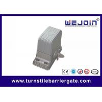 China DC 1800kg Sliding Gate Motor Operator Underground WJMP202 For Villa Gate on sale