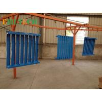 Quality Transportation 2 Way Stackable Steel Pallets Removing  Hygienic   In Food Industry for sale