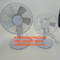 """Quality 12"""" 16"""" inch vintage desk fan table fan for office and home appliances/ Ventilador/oscillating air cooling circulation for sale"""