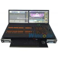 China Energy Saving Lighting Dmx Controller Console Black Knight For Big Show / Concert on sale