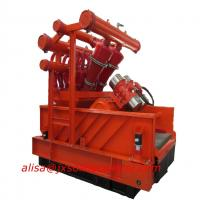 Quality Separation equipment mud cleaner for sale