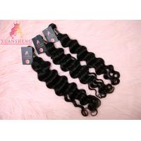 China Human Hair Extension 100% Virgin Loose Wave on sale