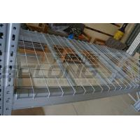 Heavy Duty Supermarket Storage Racks , Pallet Rack Shelving ISO9001 Certification