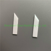 Quality Zirconia Ceramic Cutter Knife Blade for leather cutting for sale