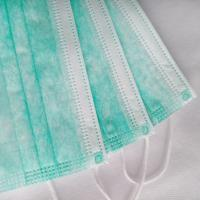 Quality Anti Bacteria Disposable Medical Mask Non Woven Fabric CE FDA Approved for sale