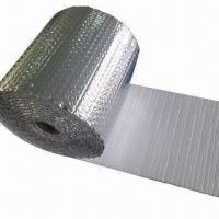 Quality Foil double bubble with white PE layer for sale
