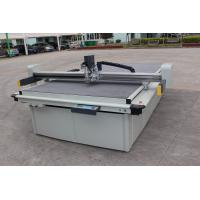 Quality Automatic Control CNC Gasket Cutting Machine With Two Interchangeable Tools for sale