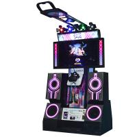 Quality 220V / 110V VR Dance Game , Arcade Dance Machine 42 Inch Display Screen for sale