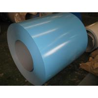 Quality Prepainted Colored Galvanized Steel Sheet ASTM JIS DNS Standard for sale