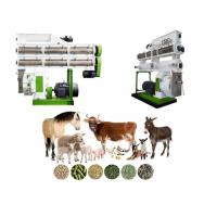 Quality High Performance Pellet Production Equipment Animal Feed Making Machine for sale