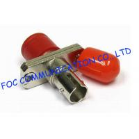 China Fiber Optic Couplers FC - ST High Precision Zirconia Ceramic Sleeve Stable For FTTX on sale