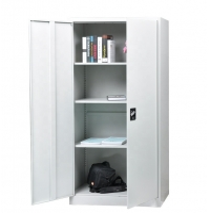 China Depth 400mm 2 Door File Cabinet on sale