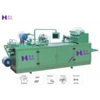 Quality AC380V 3 Phase Heat Blister Sealing Machine 12Kw Electric Heating Principle for sale