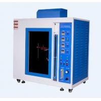 China Automatic Ignition Mask Flame Retardant Performance Tester Flame temperature 800 ± 50 ℃ on sale