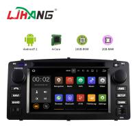 Quality Radio GPS Navigation Android Car DVD Player With Android 7.1 SD USB Stereo for sale