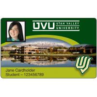Quality IC smart card RFID ISO PVC 13.56 MHZ Smart Card For Office Attendence for sale