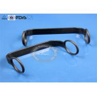 Quality Black Molding Silicone Rubber Parts EPDM Rubber Handle Necklace Grommet Type for sale