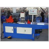 Quality Custom Tube End Forming Equipment , Microcomputer Control Tube Forming Machine for sale