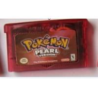 Quality Pokemon Pearl Version GBA Game Game Boy Advance Game Free Shipping for sale