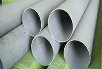 Quality Big Diameter Duplex Stainless Steel Pipe SAF 2507 0.2mm - 60mm Thickness for sale