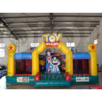 Quality Inflatable Indoor Toy Story Playground for sale