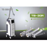 Best RF Laser Tube  Fractional Co2 Laser Vaginal Tightening Machine With 10600nm wholesale