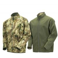 Buy Reversible Hooded Camouflage Hunting Suit Game Fleece Camo Lightweight at wholesale prices