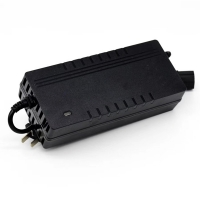 Quality 84V Lifepo4 Lithium Ion Battery Chargers with dual fans for sale