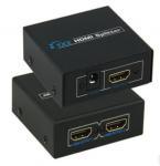 Quality 4K HDTV 2 port  HDMI Splitter  1.4V 4k hdmi video splitter for sale