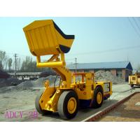 Buy Hydraulic brake underground mining simulator / underground haul truck at wholesale prices