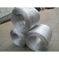Quality Electro Silver Galvanized Steel Iron Wire Bwg24 High Carbon Steel Wire for sale