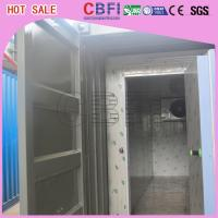 Quality Fully Automatically Cold Room Containers , Commercial Refrigerated Cargo Containers for sale