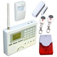 China New GSM Alarm System on sale