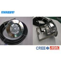 Best Embedded / Surface Mounting Cree Underwater Pond Led Lights For Swimming Pool wholesale