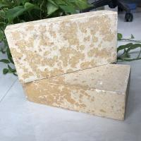 Quality high temperature Refractory Silica Brick use for glass industry furnaces for sale